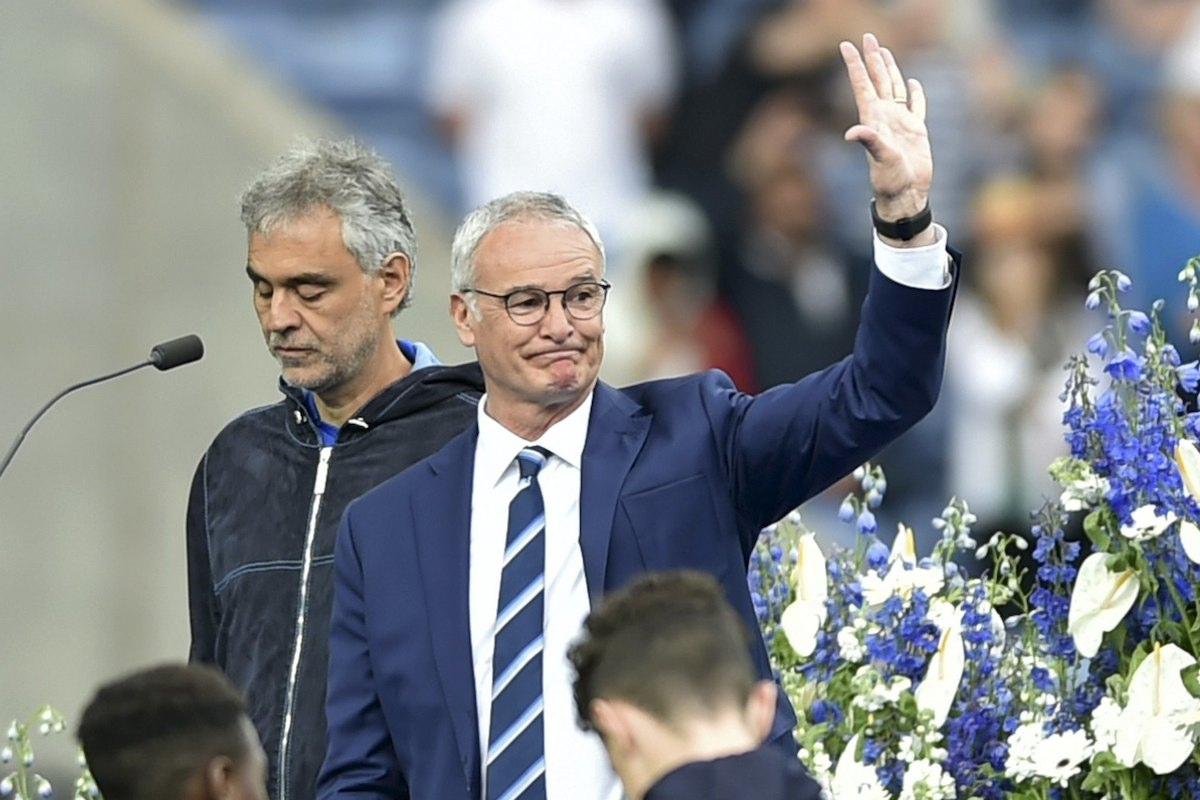 Claudio Ranieri despedido pelo Leicester City