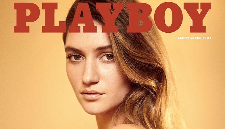Capa da Playboy de Março de 2017