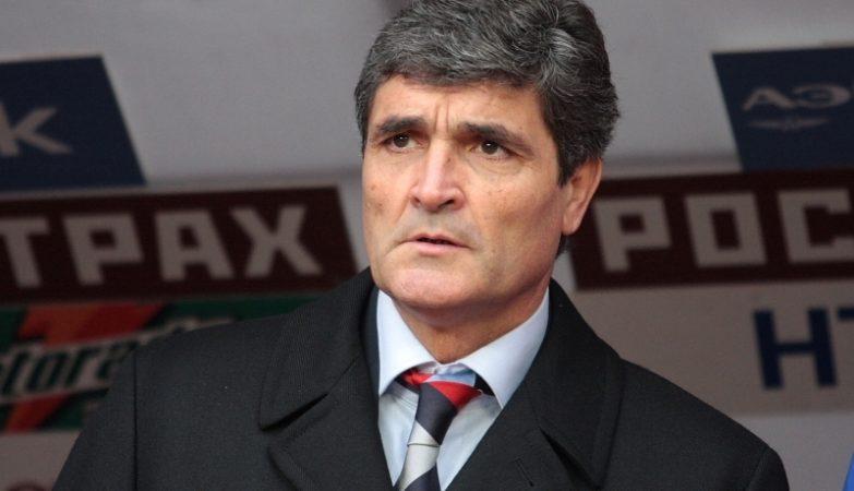 O treinador espanhol Juande Ramos