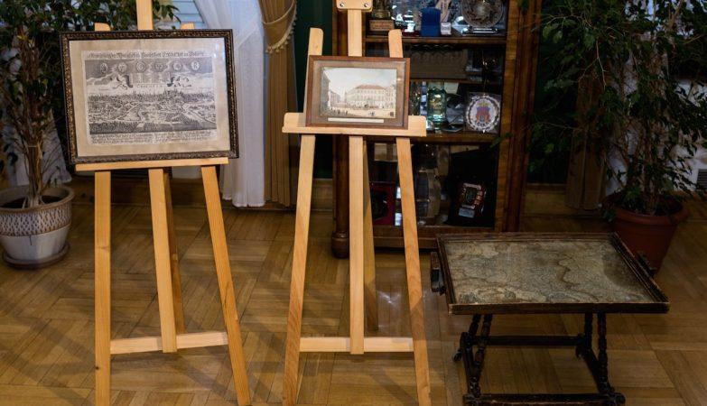 Objectos de arte saqueados pelos nazis, devolvidos pelo austríaco Horst von Waechter
