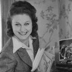 Marika Rökk ganhou fama durante o regime nazi como bailarina, cantora e atriz