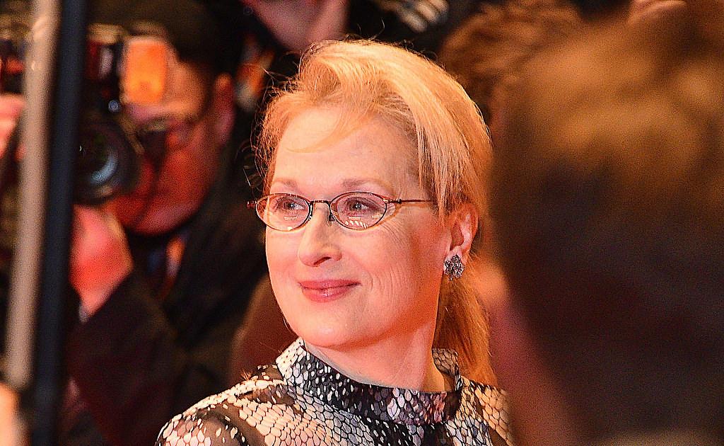 Meryl Streep na Berlinale 2016