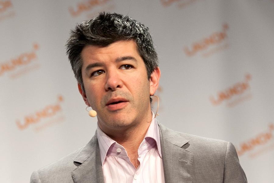 Travis Kalanick, presidente da Uber