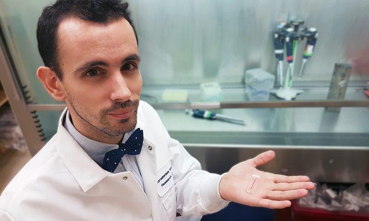 João Ribas, investigador da Universidade de Coimbra