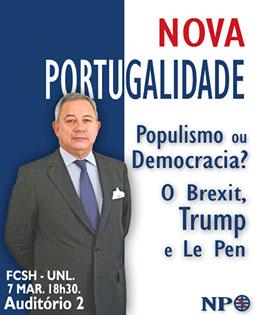 Conferencia Nova Portugalidade