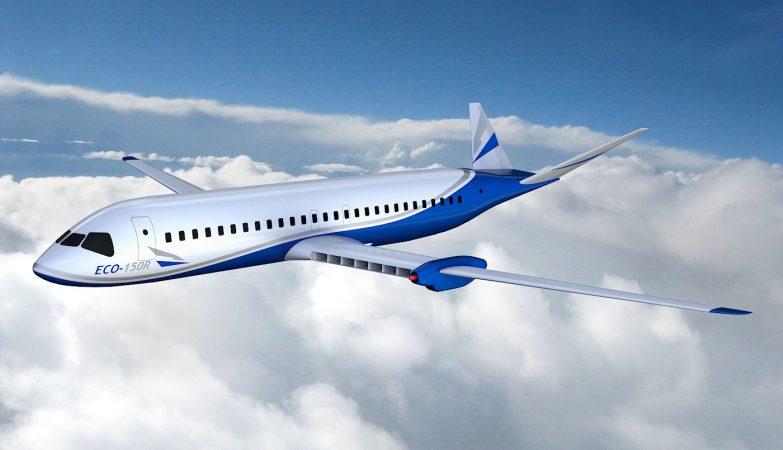 Avião eletrico ESAero ECO-150 da Wright Electrics