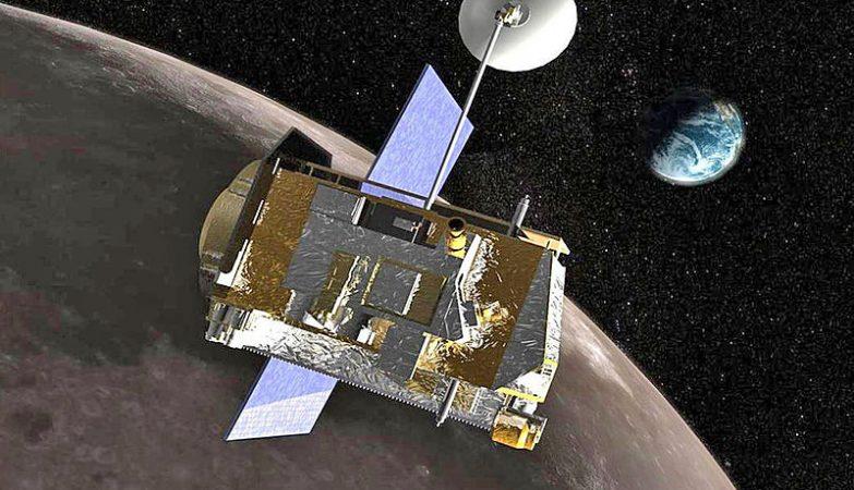A sonda LRO - Lunar Reconnaissance Orbiter, da NASA