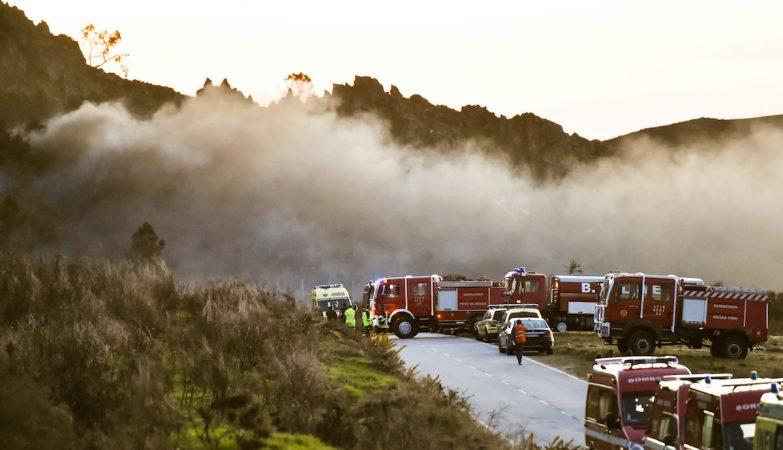 Quatro pessoas morreram hoje na sequência de várias explosões numa fábrica de pirotecnia