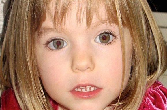 Maddie McCann desapareceu há quase 10 anos