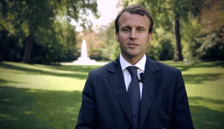 Macron amplia vantagem na França