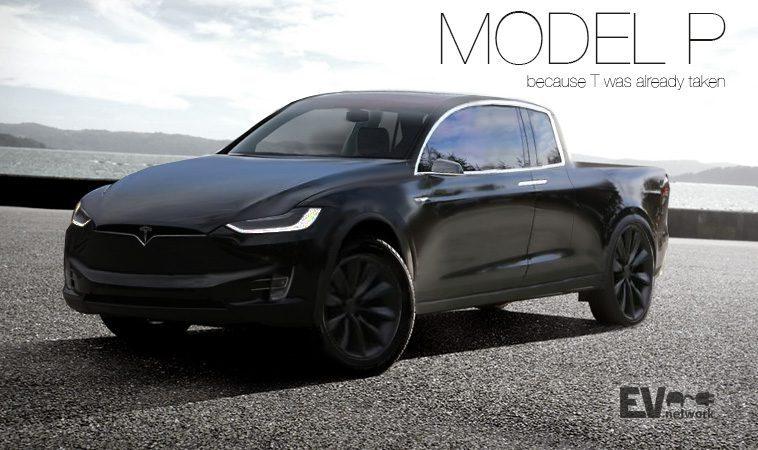 Tesla Modelo P (porque não podia ser Modelo T)
