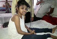 Menina Mogli de 8 anos foi resgatada da selva na Índia