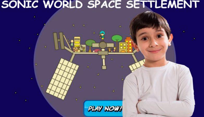 João Paulo, o menino brasileiro de 7 anos que escreveu um livro, criou e programou um game e venceu um concurso da NASA