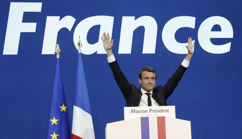 Emmanuel Macron 'En Marche!'