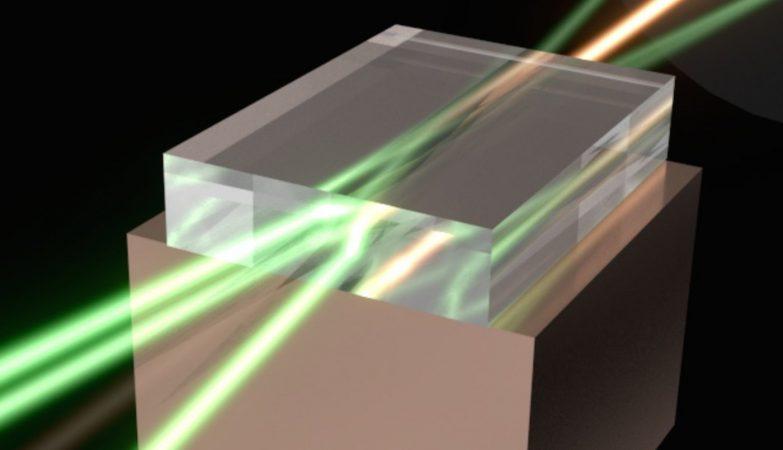 "Diretamente de Star Wars: o raio laser da Estrela da Morte funciona mesmo. O ""super-laser"" australiano junta o poder de vários raios laser num só feixe convergente super poderoso"