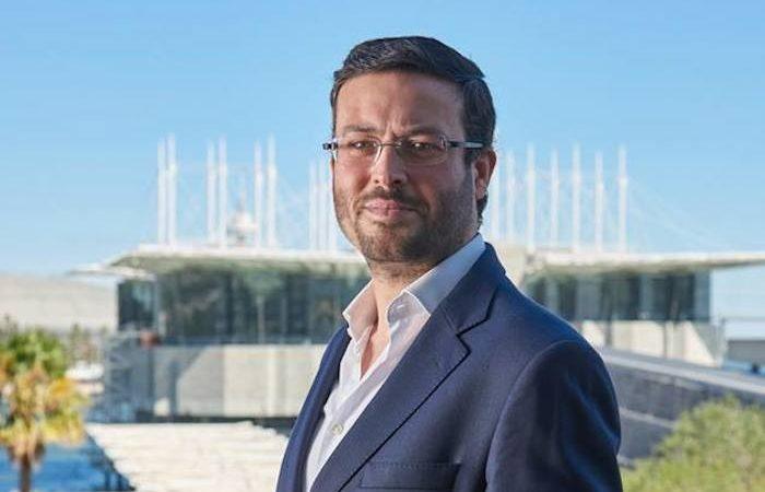 O presidente da concelhia de Lisboa do PSD, Mauro Xavier