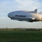 "Airlander 10, o ""Rabo Voador"""