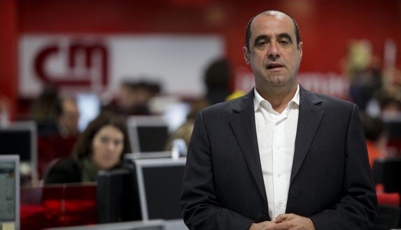 Octávio Ribeiro, director do Correio da Manhã