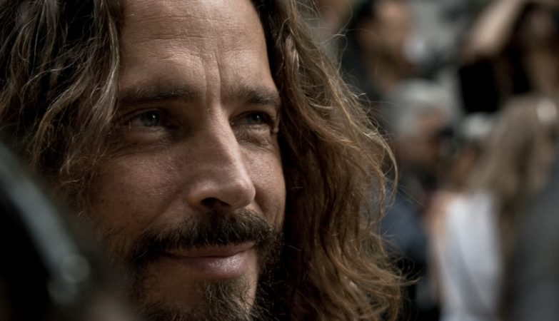 Chris Cornell, vocalista dos Soundgarden e dos Audioslave