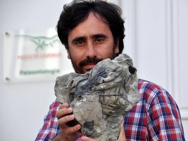 O paleontólogo português Octávio Mateus.