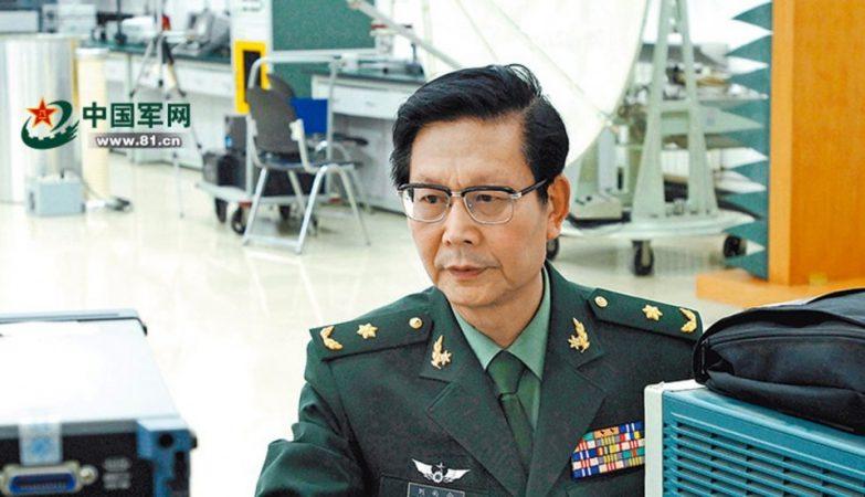 O cientista chinês Liu Shanghe