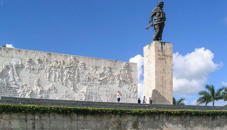 Complexo Escultórico Ernesto Che Guevara, em Santa Clara, Cuba
