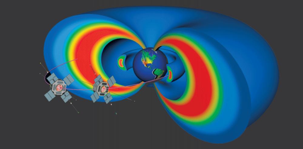 Os dados foram obtidos com a ajuda das duas sondas Van Allen que em 2012 foram lançadas pela NASA para explorar a Cintura de Van Allen, a mais inóspita região do nosso sistema solar