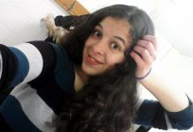 Diana Paixão, jovem de 14 anos, natural de Famalicão, que está desaparecida