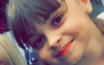 Saffie Roussos, a menina de 8 anos que morreu no atentado de Manchester