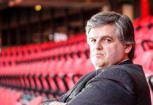 Pedro Guerra, director de conteúdos da Benfica TV