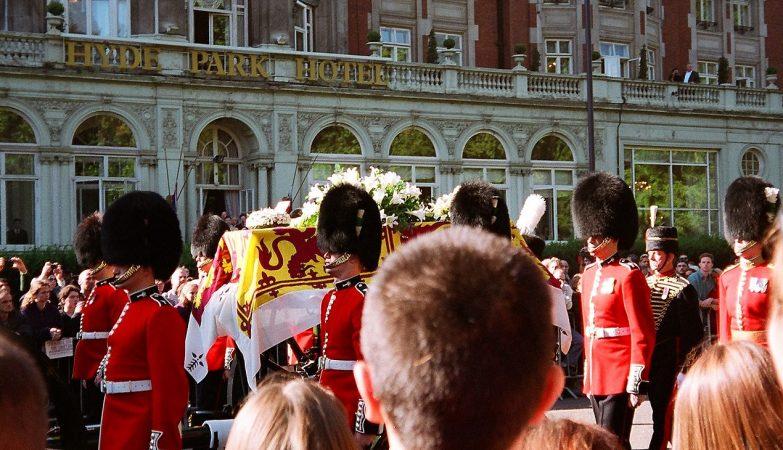 Funeral de Diana de Gales, Princesa do Povo, 6 de setembro de 1997