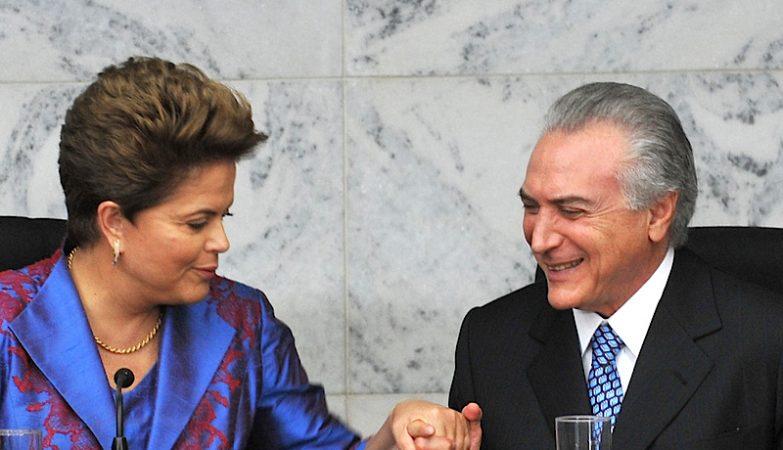 Dilma Rousseff, Michel Temer