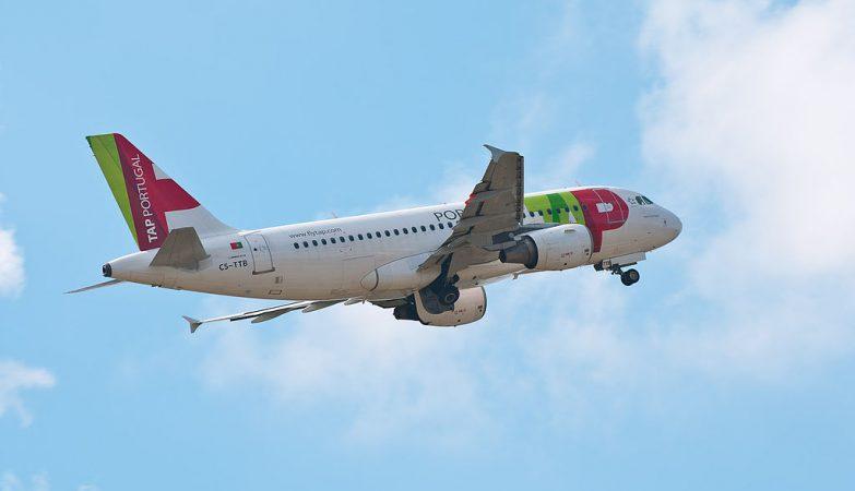 Airbus A319 da TAP