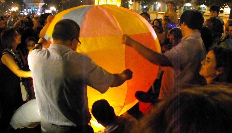 Porto. Proibido lançar balões de São João