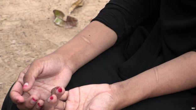 Shafa, criança muçulmana obrigada a casar-se