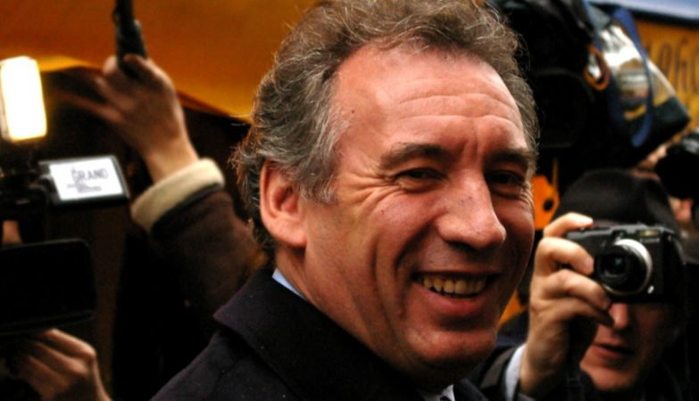 François Bayrou, presidente do MoDem