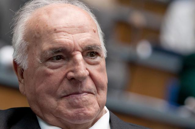 Helmut Kohl, pai da reunificação da Alemanha