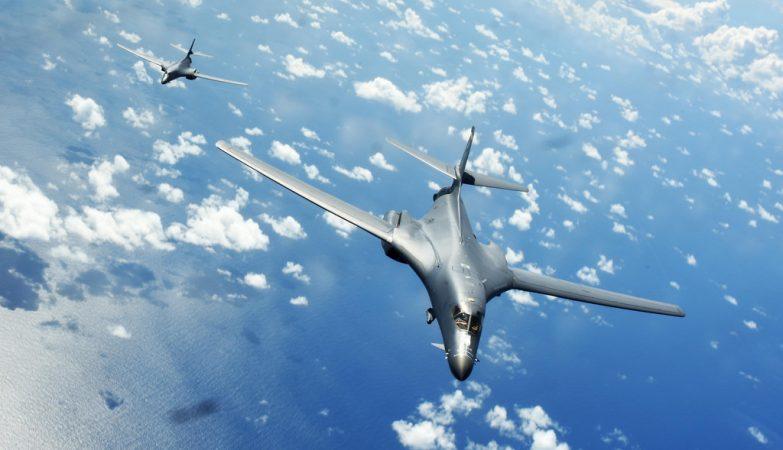 EUA simulam bombardeamento da Coreia do Norte