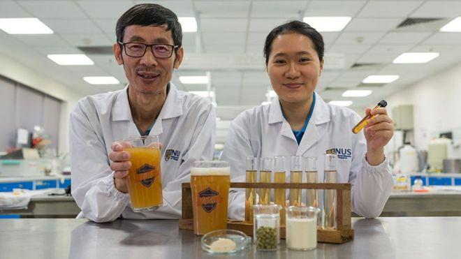 O professor Liu Shao Quan, que supervisionou o estudo da investisgadora Chan Meu Zhi Alcine