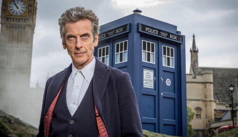 Peter Capaldi, o 12º Doctor Who, reforma-se em Dezembro