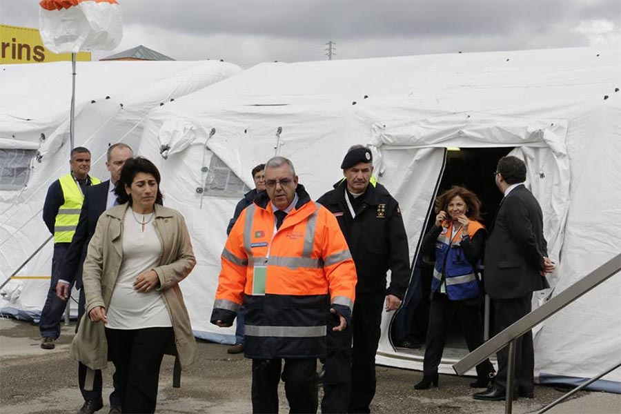 Portugal: Presidente da Proteção Civil demite-se