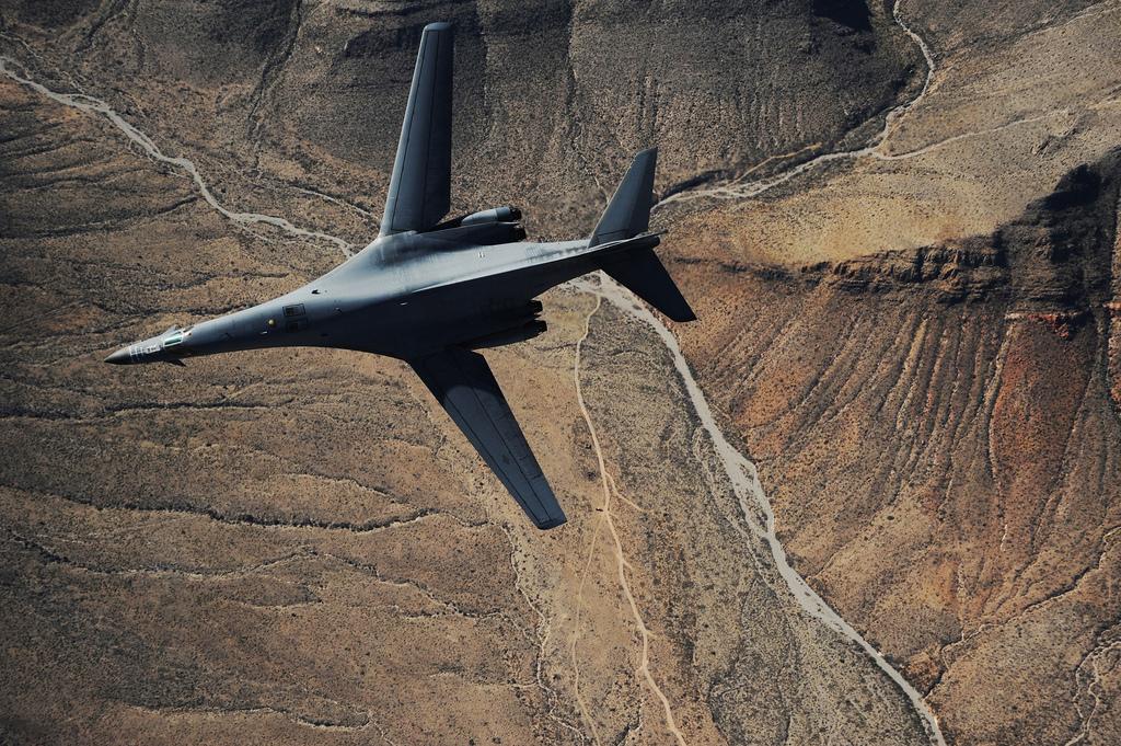 EUA enviam bombardeiros para a Península da Coreia