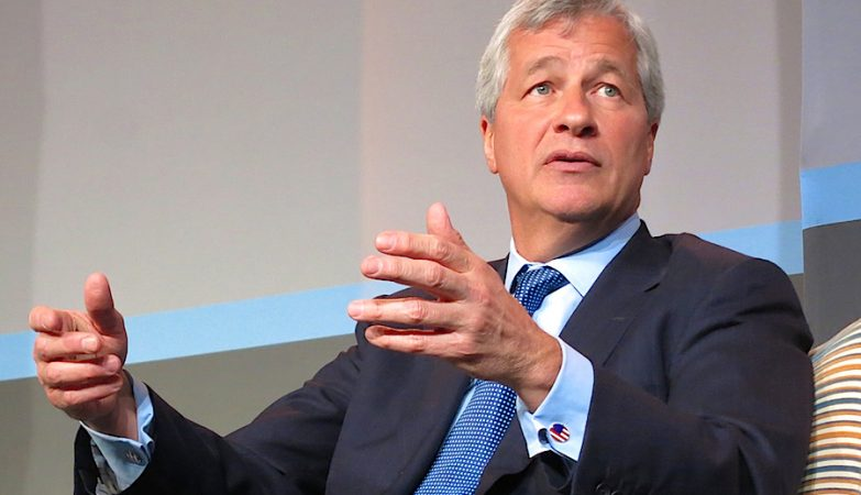 Jamie Dimon, CEO do JPMorgan Chase