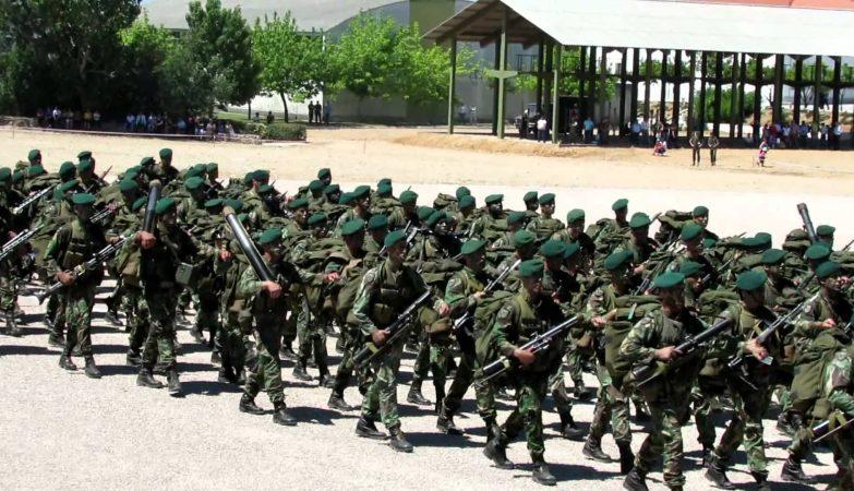 Assalto ao exército
