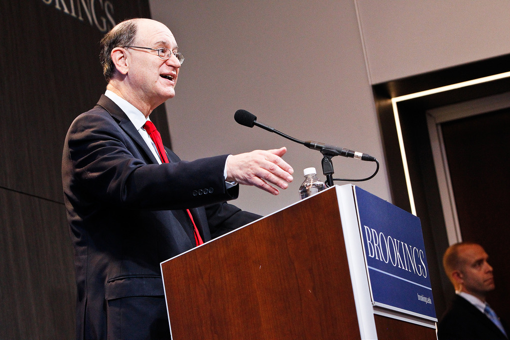 O congressista californiano Brad Sherman (DEM)