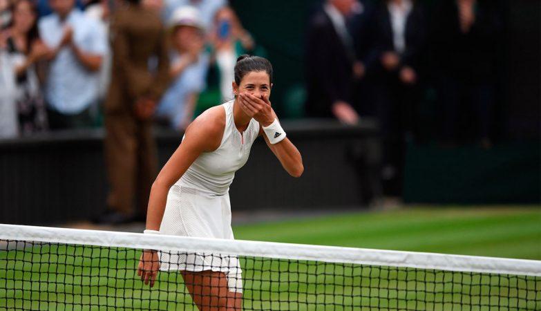 Garbiñe Muguruza cresceu a ver Venus Williams jogar