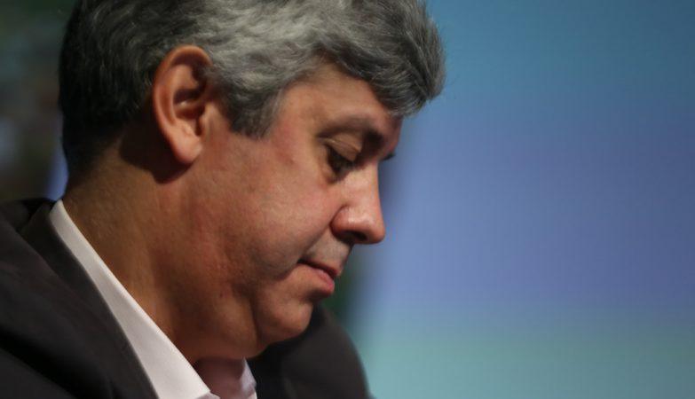 Centeno defende expansão da zona euro na