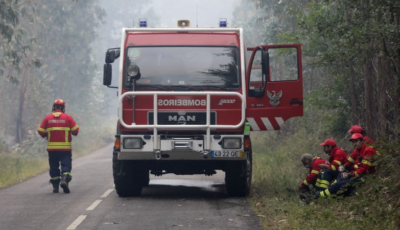 Mais de 500 incêndios, 119 activos, 25 importantes