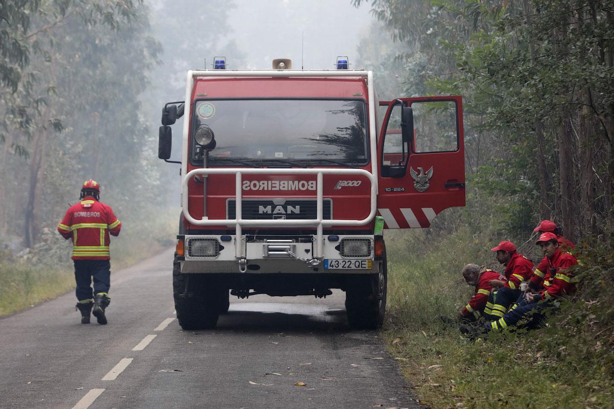 MAI ordena inquérito à alimentação dos bombeiros