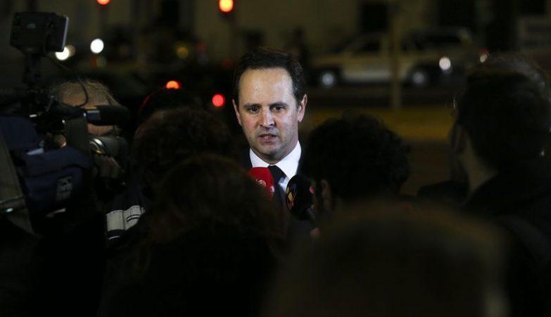 José Sena Goulão  LusaO presidente da Câmara Municipal de Lisboa Fernando Medina